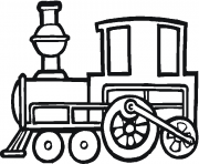 train preschool s transportationddde coloring pages