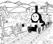 thomas the train s emilydc56 coloring pages