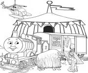 Printable thomas the train s for kids printable25da coloring pages