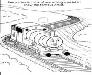 Print thomas the train s percyc459 coloring pages