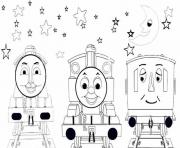 Printable thomas the train s printabled3c6 coloring pages