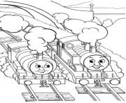 Printable s of thomas the train and friendse065 coloring pages