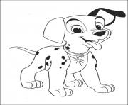 Printable 101 dalmatian 7838 coloring pages