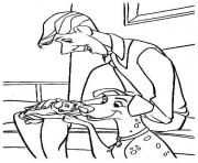 roger and dalmatians a1b7 coloring pages