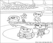 Printable inside out 10 coloring pages