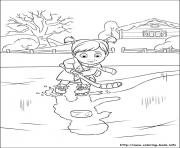 Printable inside out 03 coloring pages