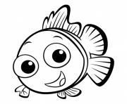 cute preschool s fish2bfb coloring pages
