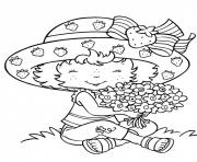 cute s for girls strawberry shortcake63d0 coloring pages