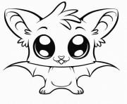 Printable cute coloring pages of animals coloring pages