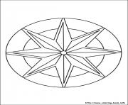 Printable simple free mandalas 30 coloring pages