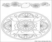 Printable simple free mandalas 37 coloring pages
