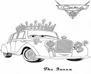 disney the queen s for kids cars 285da coloring pages