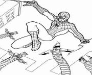 Printable new amazing spiderman s9323 coloring pages