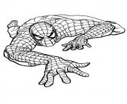 Printable spiderman s kids printablee156 coloring pages