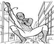 awesome spiderman sd5a1 coloring pages
