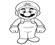 Printable mario bros s for kids3dfd coloring pages