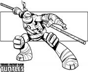 Tmnt 2003 coloring pages ~ NINJA TURTLES Coloring Pages Color Online Free Printable