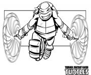mike ninja turtle free superhero sf299