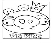angry birds pig s pig king5b33