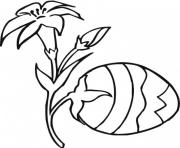 easter s eggs plant5046 coloring pages