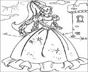 girls s barbie princess6bd7 coloring pages
