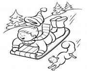 Print fun winter color pages to print380d coloring pages