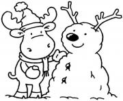 Printable printable winter sdbe6 coloring pages