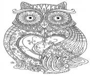 Printable animal coloring pages for adults coloring pages