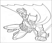 printable batman flying926b coloring pages