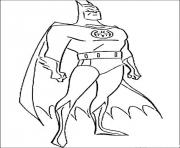 Printable Superhero S Batmancb13 Coloring Pages