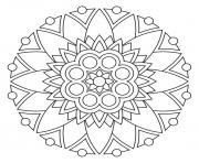 Printable mandala s free printable0961 coloring pages