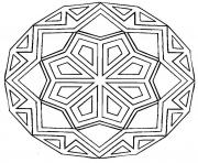 Print printable mandala s96ad coloring pages