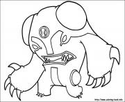 Print dessin ben 10 39 coloring pages