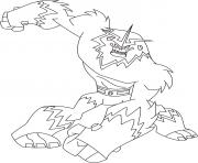 dessin ben 10 69 coloring pages