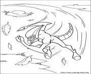 dessin ben 10 127 coloring pages