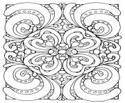 zen antistress free adult 25 coloring pages
