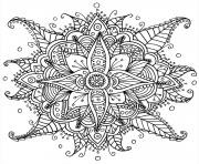 zen antistress free adult 24 coloring pages