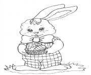 easter 09 coloring pages