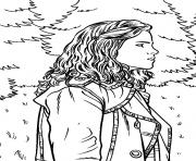 Printable Harry Potters Hermione coloring pages