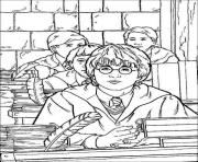 Print Printable Harry Potters coloring pages