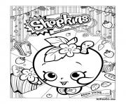 shopkins wise fry cheddar coloring pages