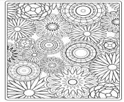 adults patterns coloring pages