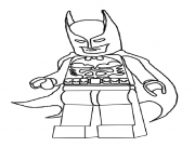 batman lego 2016 coloring pages