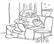 Print christmas s for kids santa claus7751 coloring pages