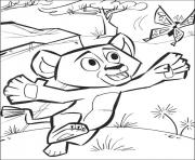 Print little alex s for kids madagascar 27317 coloring pages