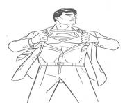 Printable fantastic superman s kids printablee8bb coloring pages