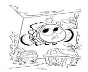 Printable coloring pages for kids nemo printable5a68 coloring pages