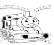 Print kids easy thomas the train sd0cb coloring pages