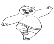 Print po s for kids kung fu panda1ef7 coloring pages