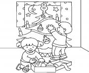 Print decorating christmas tree s for kids christmas printable259c coloring pages